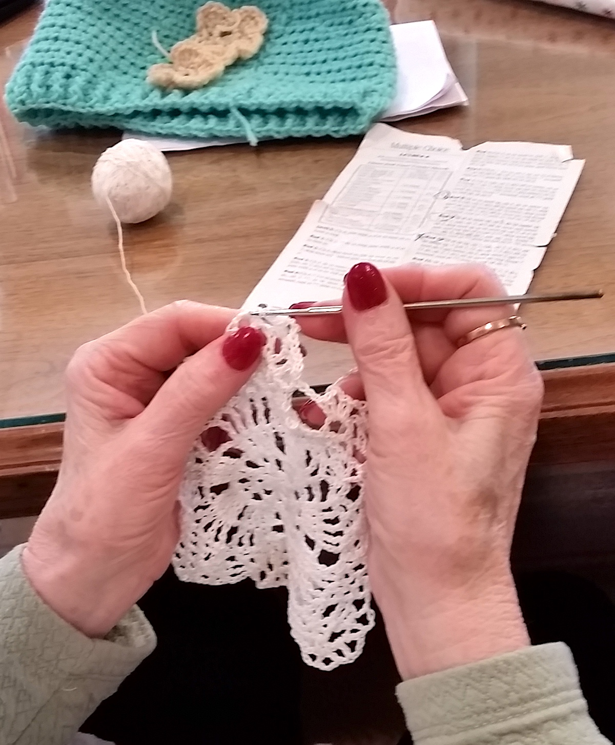 Creative Textile Fibers Group @ Fort Plain Free Library | Fort Plain | New York | United States