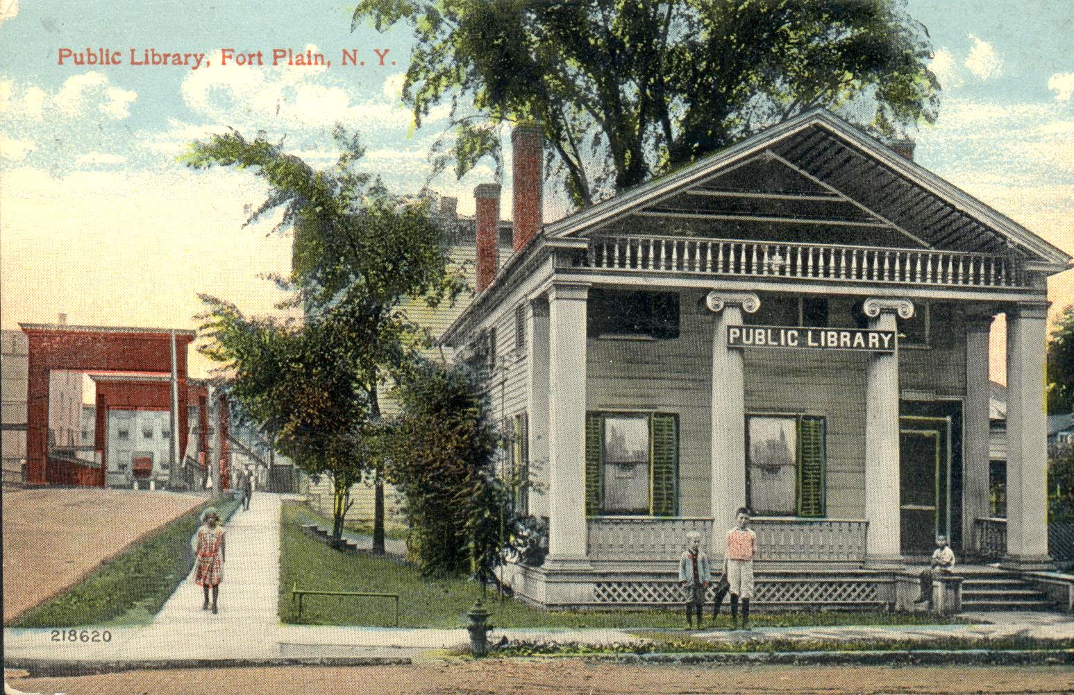 Local History Round Table @ Fort Plain Free Library | Fort Plain | New York | United States