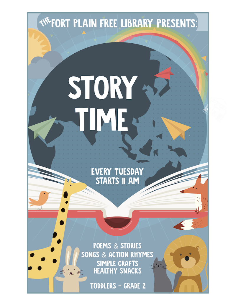 Children's Story Time @ Fort Plain Free Library