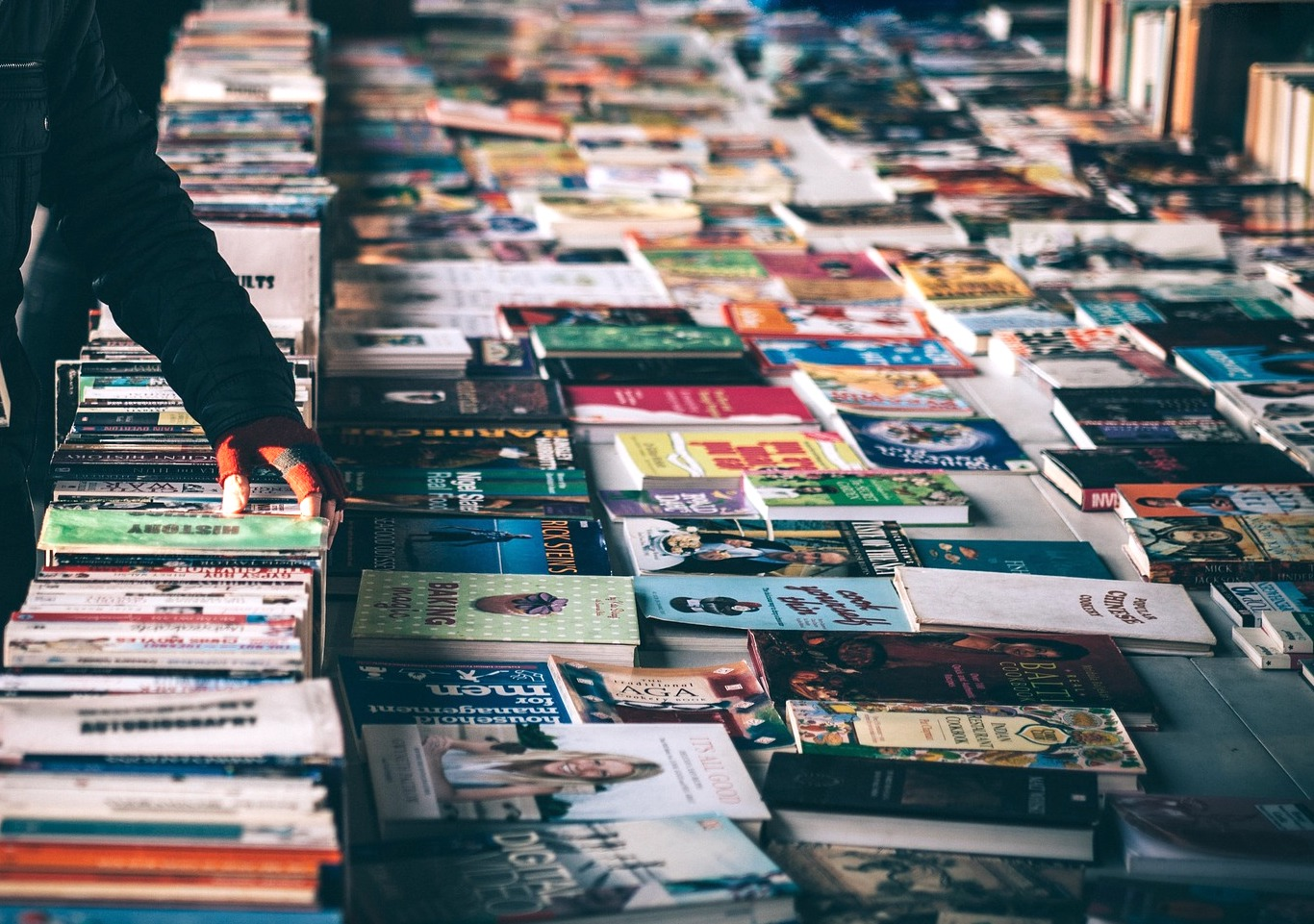 Fall Book and Rummage Sale @ Fort Plain Free Library